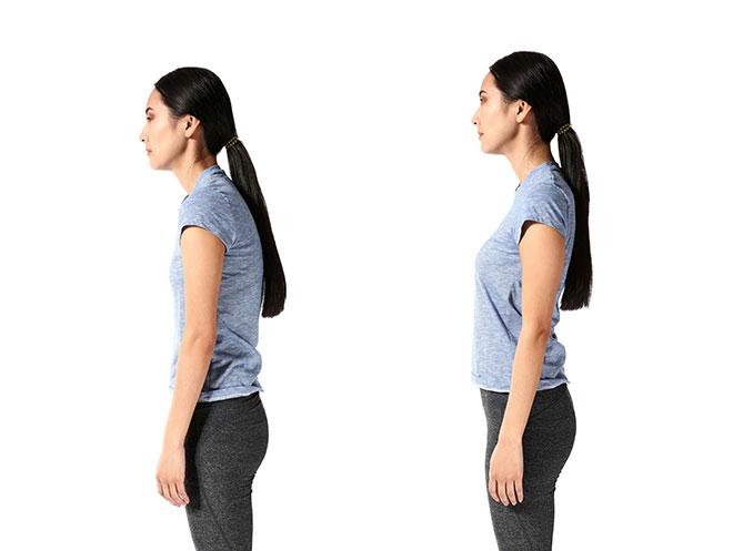 姿勢の改善方法~トレーニング