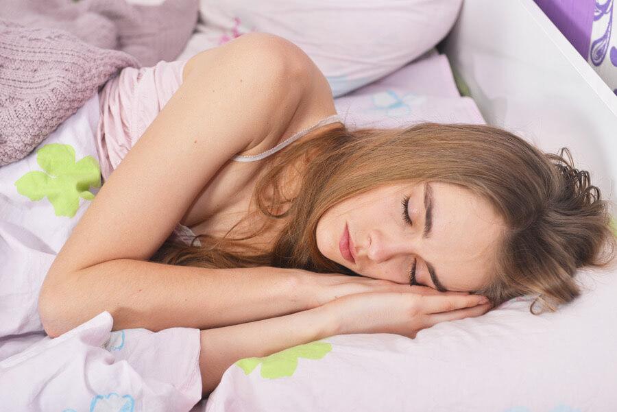 「睡眠」の画像